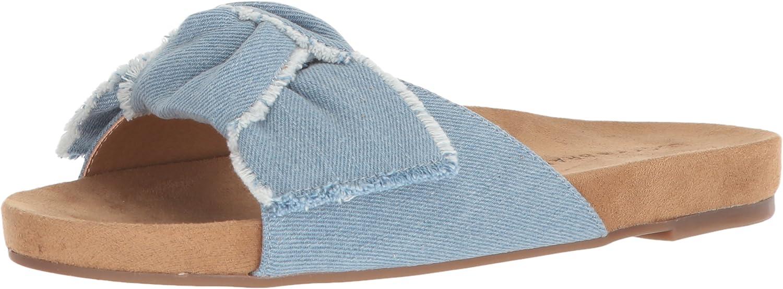 Lucky Brand Frauen Flache Sandalen