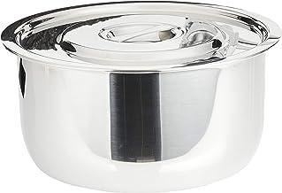 Zebra Stainless Steel Indian Pan, 26cm