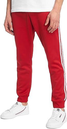 Adidas SST TP Un Un Pantalon Homme, Power rouge, FR (Taille Fabricant   XL)