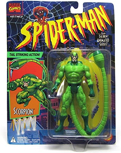 Marvel Comics Spider-Man The nouveau Animated Series Scorpion
