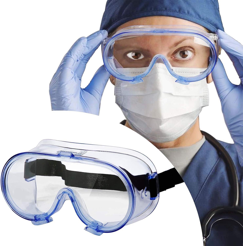 Safety Super Sales for sale special price Goggles FDA Registered Glasses Eye Protecti Z87.1