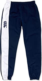 canterbury Men's Taper Leg Stripe Cuffed Trackpant