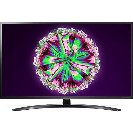 LG 50NANO796NE 126 cm (50 Zoll) NanoCell Fernseher (4K, Triple Tuner (DVB-T2/T,-C,-S2/S), QuadCore Prozessor, Active HDR, Smart TV) [Modelljahr 2020]
