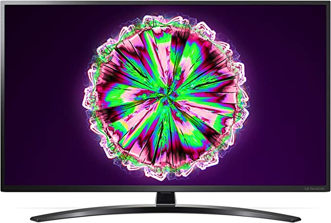 LG Electronics 65NANO796NE LED-TV 164cm 65 Zoll EEK A (A+++ - D) DVB-T2, DVB-C, DVB-S2, UHD, Nano CE