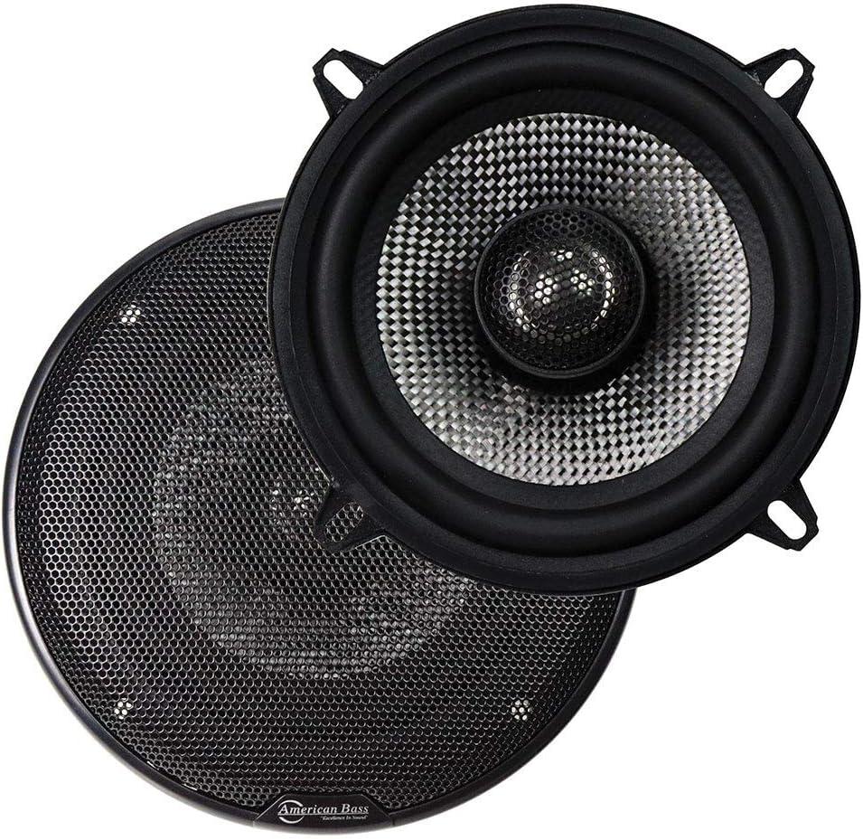 High material American Bass Usa SQ Baltimore Mall 5.25 Speaker Midrange