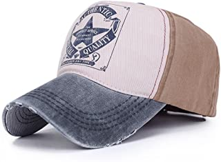 Unisex Baumwolle Baseball Cap Star Sport Mütze Baseballkappe Snap back Trucker MFAZ Morefaz Ltd