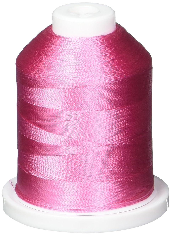 Robison-Anton Rayon Super Strength Thread, 1100-Yard, Wild Pink