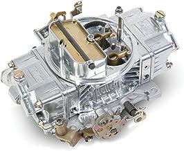 Holley 0-80592S 600 CFM Four Barrel Supercharger Manuel Choke Carburetor