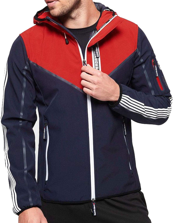 Superdry Herren Sportblocker Sportblocker Sportblocker Jacket Jacke B07PGK9R5W  Schön und charmant 6b7542