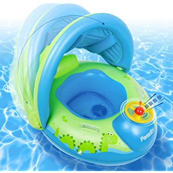 Inflable Bebé Asiento,BeautyPO Inflable Madre Bebé Piscina ...
