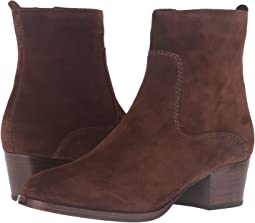 Brown Oiled Suede