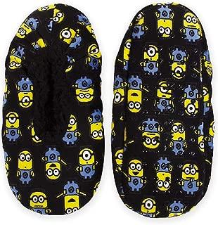 Despicable Me Minions Fuzzy Babba Slipper Socks