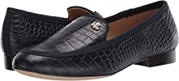Lauren Navy/Lauren Navy Soft Mini Croc/Grosgrain