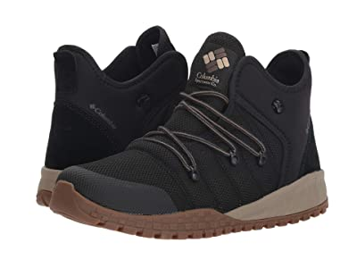 Columbia Fairbanks 503 Mid (Black/Mud) Men