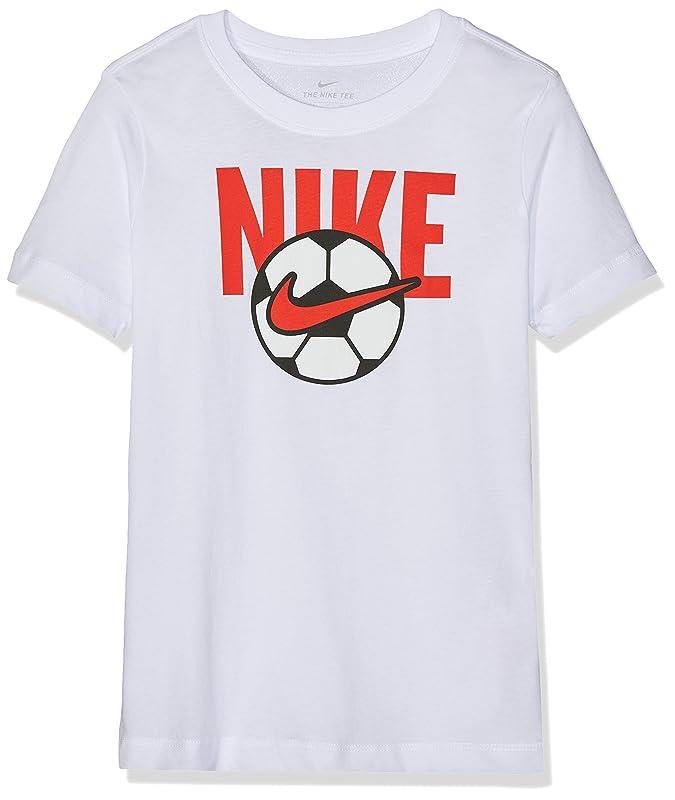 転用自体勧めるナイキ(ナイキ) YTH サッカー ボール Tシャツ AR5286-100SP19