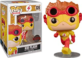 Funko Young Justice Kid Flash Pop Vinyl Figures, Multicolour