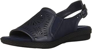 Easy Street Women's Rose Comfort Sandal with Cutouts