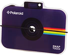 Polaroid Snap Touch Camera Photo Album – Accordion Style Album Holds 12 Photos for Zink 2x3 Photo Paper (Snap, Zip, Z2300) - Purple