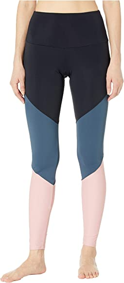 High-Rise Track Leggings