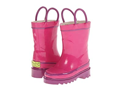 Western Chief Kids Firechief 2 Rainboot (Toddler/Little Kid/Big Kid) (Pink) Kids Shoes