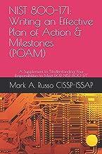 "Nist 800-171: Writing an Effective Plan of Action & Milestones (Poam): A Supplement to ""understanding Your Responsibilitie..."