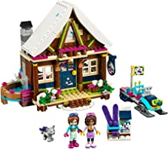 LEGO Friends Snow Resort Chalet 41323 Building Kit (402 Piece)
