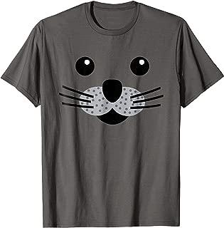 Seal Sea Lion Funny Animal Halloween Costume T-Shirt Gift