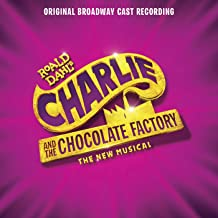 charlie chocolate musical london
