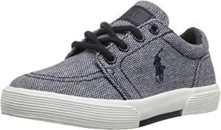 Polo Ralph Lauren Kids Faxon II Fashion Sneaker (Toddler/Little Kid/Big Kid)