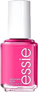 essie pink parka nail polish