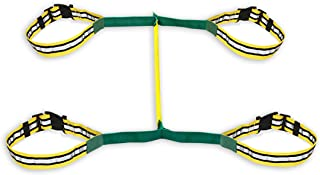 walkodile Safety Web (4 Child), Kids Walking Rope, Pre-School Walking Rope. Also Includes Free Learning Games for Walks Guide.