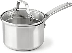 Calphalon 1891249 Classic Stainless Steel Cookware, Sauce Pan, 1 1/2-quart