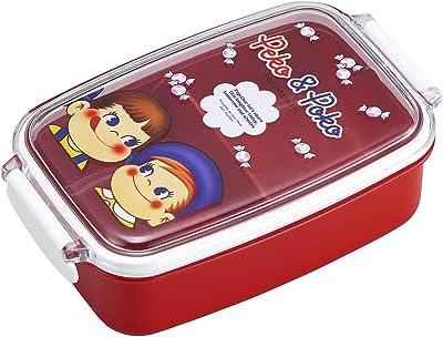 OSK 弁当箱 500ml ペコちゃん ランチボックス(仕切付) 日本製 PL-1R