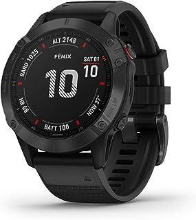 Relógio Smartwatch Fênix 6 Pro Garmin Preto
