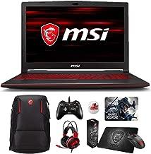 MSI GL63 9SEK-473 (i7-9750H, 16GB RAM, 512GB NVMe SSD, NVIDIA RTX 2060 6GB, 15.6