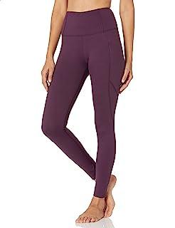 Core 10 Leggings de Yoga de Cintura Alta para Todo el día, con Bolsillos Laterales, 27 Pulgadas Pantalones para Yoga para ...