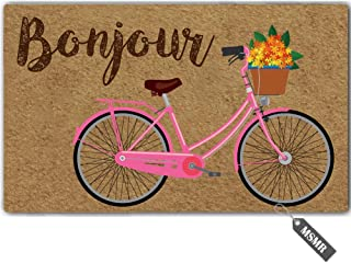 Best bonjour welcome mat Reviews