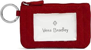 Vera Bradley Iconic Zip ID Case, Microfiber
