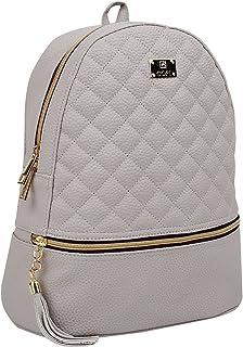 حقيبة ظهر كاجوال مبطنة عصرية بتصميم بسيط للنساء من كوبي