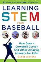 Sponsored Ad - Learning STEM from Baseball: How Does a Curveball Curve? And Other Amazing Answers for Kids! (STEM Sports)