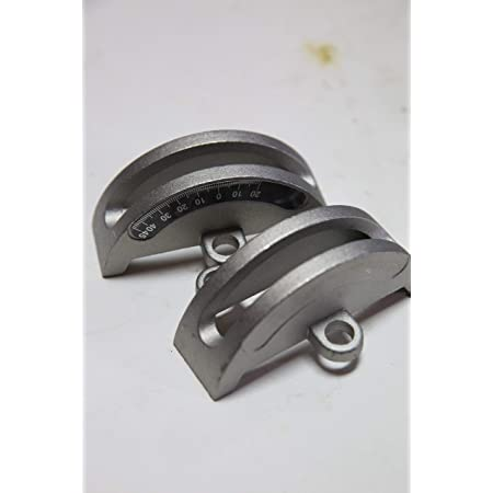 """14"""" trunnions for wood band saw 1 pair"""