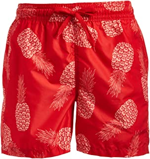 Kanu Surf Men's Kala Quick Dry Beach Volley Swim Trunk