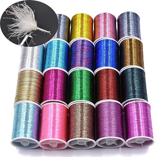 "Fly Tying /"" Danville /"" Fly Master Plus Wax Thread Yarn. Craft Floss Flies"
