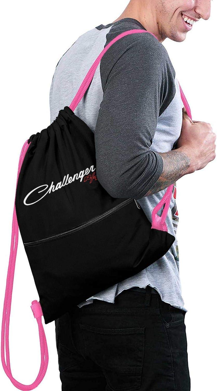 Cool Athletic Sack Pack for Men//Women Drawstring Backpack Camaro-SS