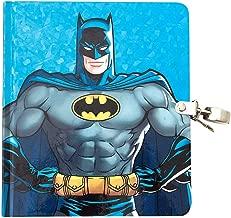 Best batman diary with lock Reviews