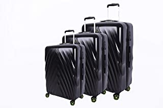 TRACK TROLLY 19124/3P Luggage Sets