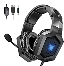 Gaming Headset Large Head