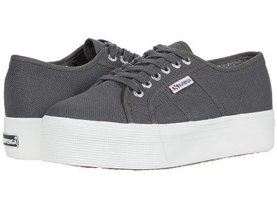 Superga 2790 Acotw Platform Sneaker (Grey Urban) Women