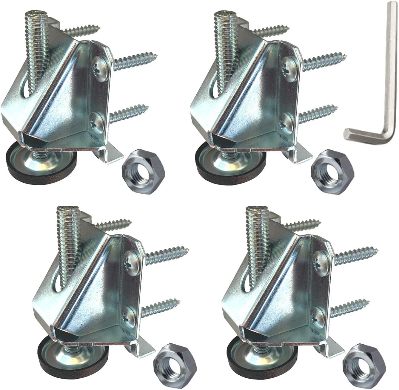 Heavy Duty Leveler Legs w cheap Lock Furnitur Surprise price - Leveling for Nuts Feet