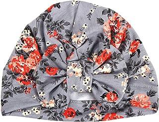 Bobury Kids Baby Floreale Turbante Bow Bunny Orecchio Cappelli Foto Puntelli Fiore cap Hat Outfit Costume di Fasce da Pols...